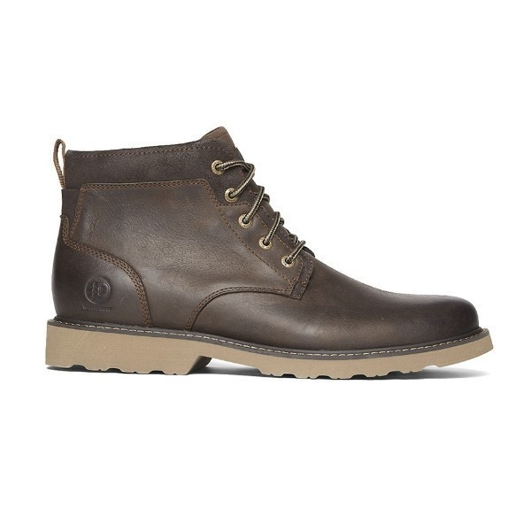 WOMEN'S JAKE BROWN WATERPROOF PLAIN TOE BOOT Thumbnail