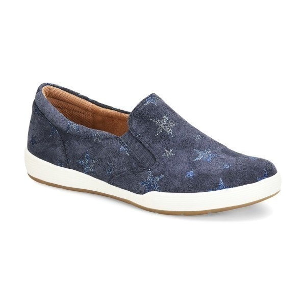 WOMEN'S LINETTE BLUE STAR GLITTER METALLIC Thumbnail