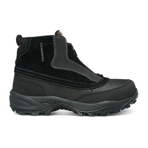 MEN'S TONY BLACK WATERPROOF WINTER BOOT Thumbnail