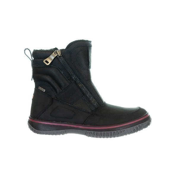 MEN'S GARIN BLACK DOUBLE-ZIP WINTER BOOT Thumbnail