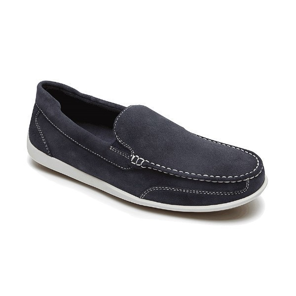 MEN'S BENNETT LANE 4 VENETIAN BLUE SLIP-ON Thumbnail
