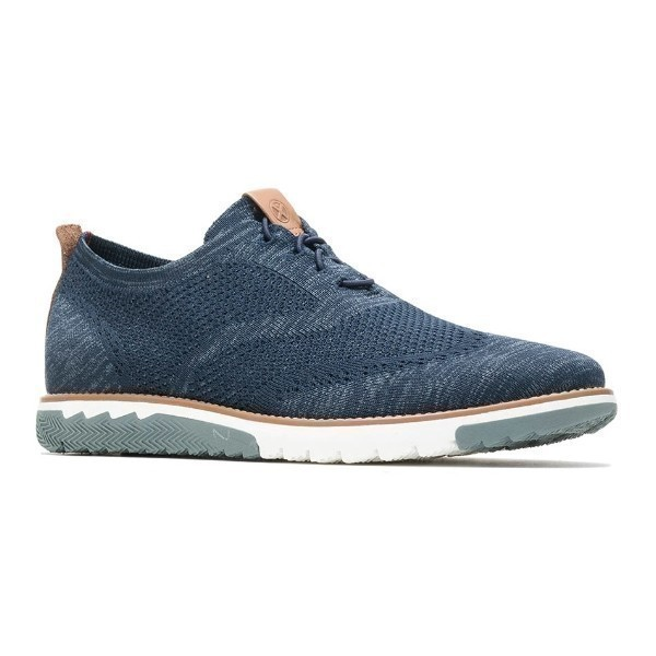 MEN'S EXPERT WINGTIP KNIT NAVY CASUAL Thumbnail