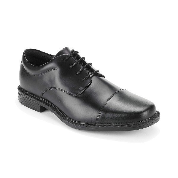 MEN'S ELLINGWOOD BLACK CAP-TOE DRESS LACE Thumbnail