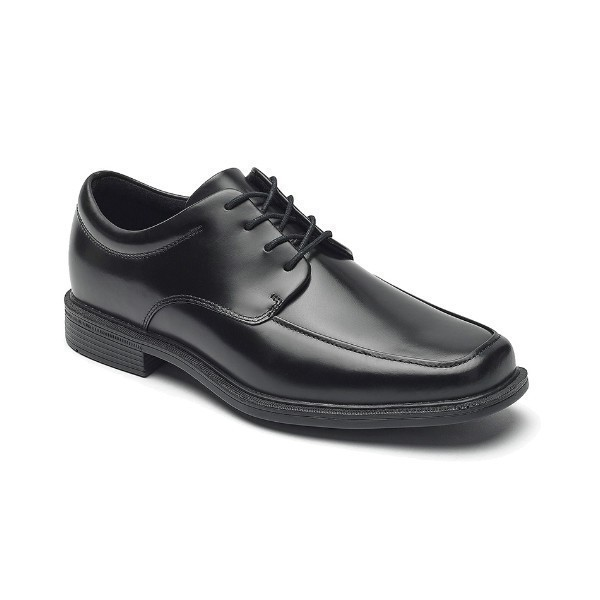 MEN'S EVANDER BLACK MOC-TOE DRESS LACE Thumbnail