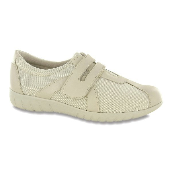 WOMEN'S JEWEL OAT LEATHER/FABRIC SPORT SHOE Thumbnail