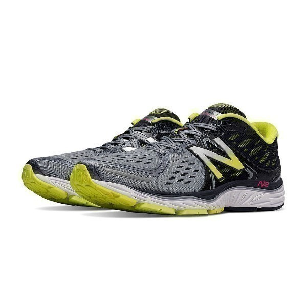 MEN'S M1260GY6 GREY/YELLOW RUNNER Thumbnail