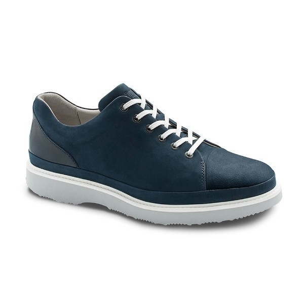 MEN'S HUBBARD FAST NAVY NUBUCK OXFORD Thumbnail