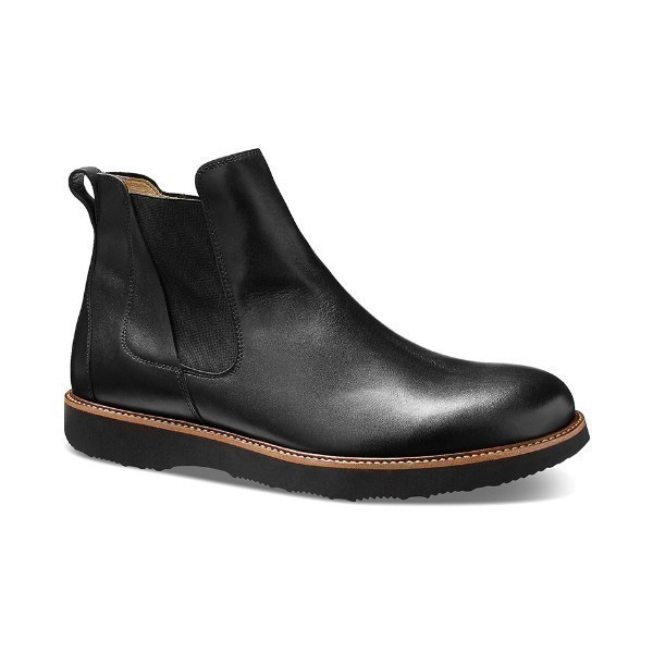 MEN'S 24 SEVEN 2.0 BLACK ZIPPER CHELSEA BOOT Thumbnail