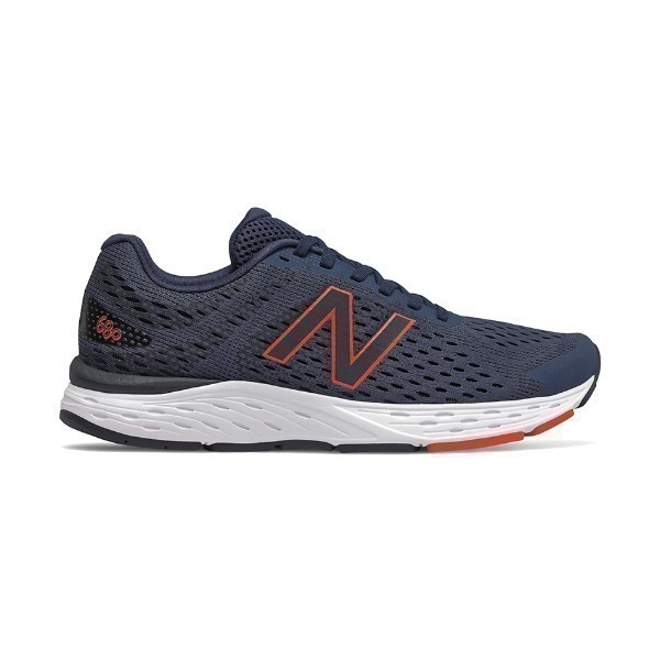 MEN'S M680CN6 INDIGO/ECLIPSE RED RUNNER Thumbnail