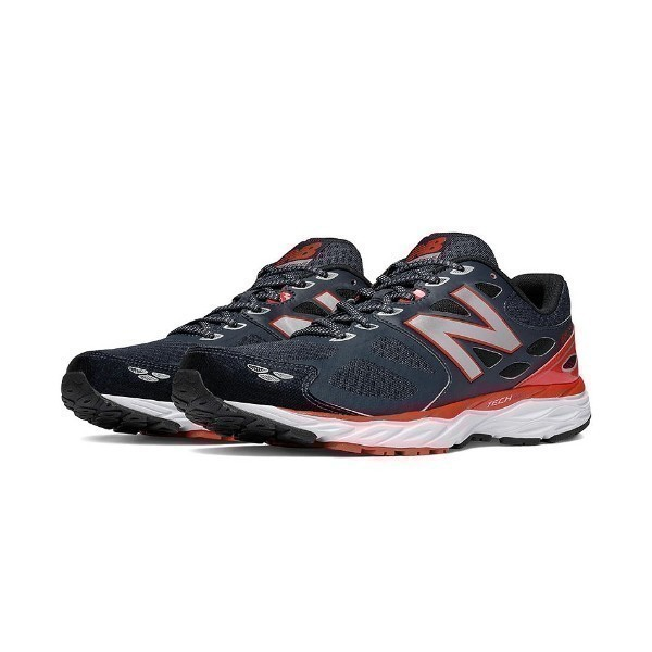 MEN'S M680LB3 CHINESE RED/BLACK RUNNER Thumbnail