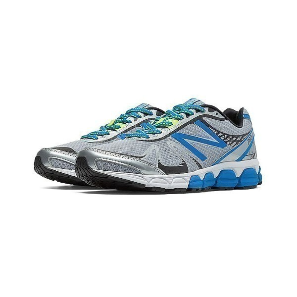 MEN'S M780SB5 SILVER/BLUE RUNNER Thumbnail