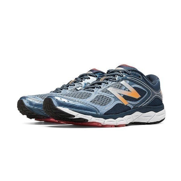 MEN'S M860BW6 BLUE/WHITE RUNNER Thumbnail