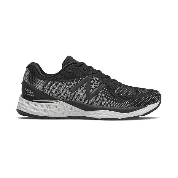 MEN'S M880K10 BLACK/WHITE RUNNER Thumbnail
