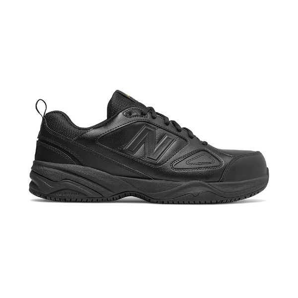 MEN'S MID627B2 BALCK LOW STEEL TOE SNEAKER Thumbnail