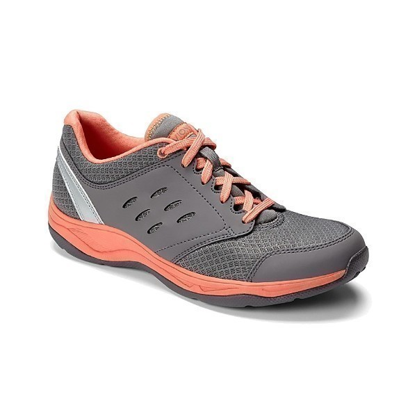 WOMEN'S MOTION VENTURE DARK GREY MESH SNEAKER Thumbnail