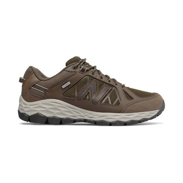 MEN'S MW1350WC BROWN LOW WATERPROOF HIKER Thumbnail