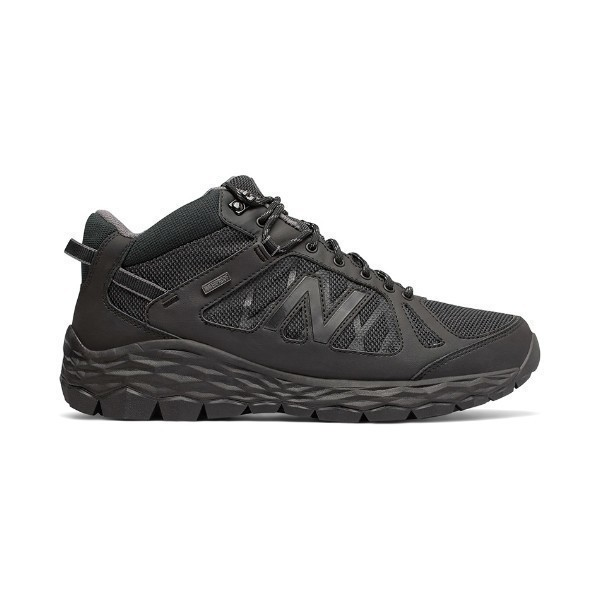 MEN'S MW1450WK BLACK MID WATERPROOF HIKER Thumbnail