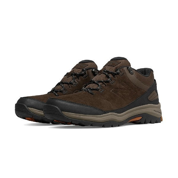 MEN'S MW779BR1 BROWN TRAIL WALKER Thumbnail