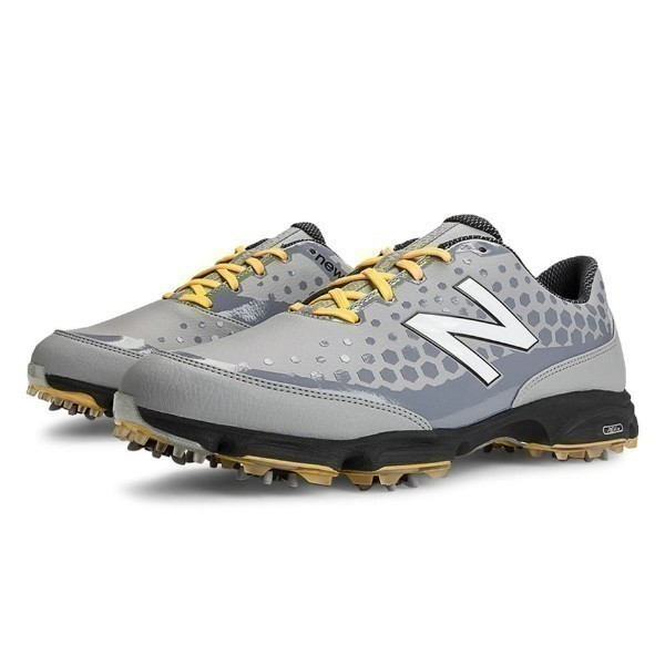 MEN'S NBG2002GRY GREY/YELLOW GOLF Thumbnail