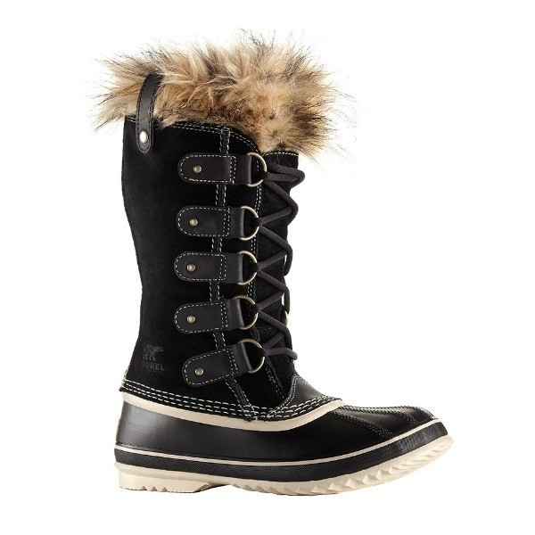 WOMEN'S JOAN OF ARCTIC BLACK WINTER BOOT Thumbnail