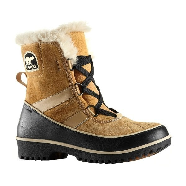 WOMEN'S TIVOLI II CURRY SUEDE WINTER BOOT Thumbnail