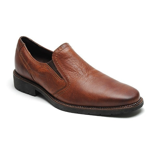 MEN'S ATLANTA WORN SADDLE LEATHER SLIP-ON Thumbnail