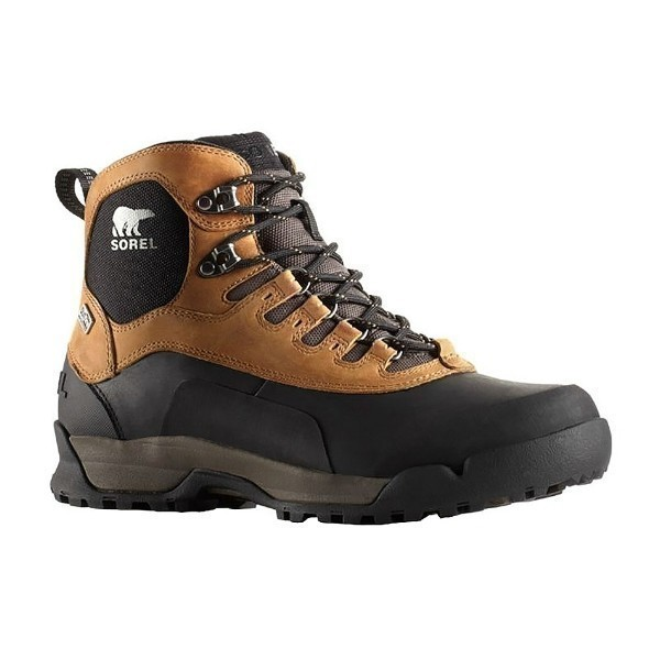 MEN'S PAXSON OUTDRY ELK/BLK WATERPROOF BOOT Thumbnail