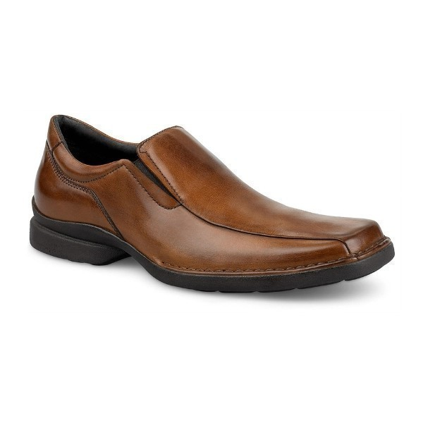 MEN'S PUNCHUAL WHISKEY BIKE TOE DRESS SLIP-ON Thumbnail