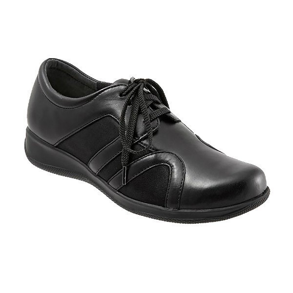 WOMEN'S TOPEKA BLACK KID/STRETCH OXFORD Thumbnail