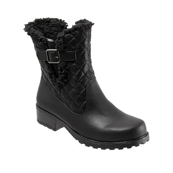 WOMEN'S BLAST III BLACK WAXY/QUILTED BOOT Thumbnail