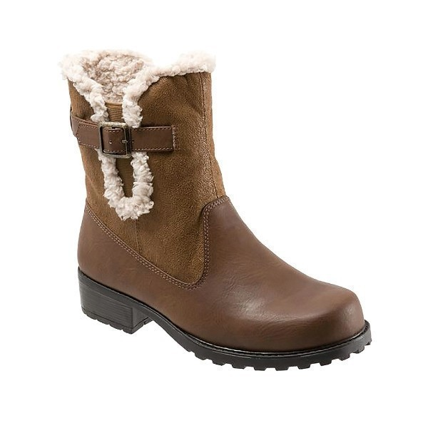 WOMEN'S BLAST III COGNAC SMOOTH BOOT Thumbnail