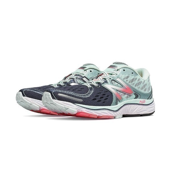 WOMEN'S W1260PW6 PINK/WHITE/BLUE RUNNER Thumbnail