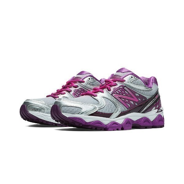 WOMEN'S W1340SP2 SILVER/PINK RUNNER Thumbnail