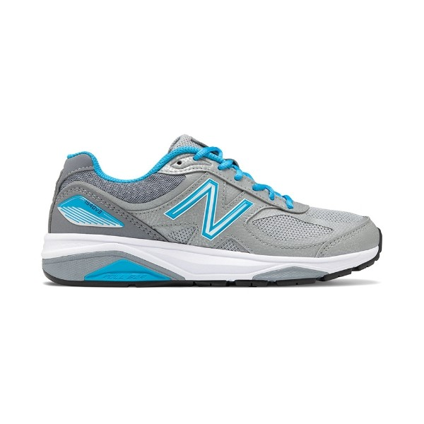 WOMEN'S W1540SP3 SILVER/BLUE RUNNER Thumbnail