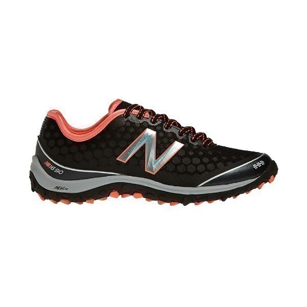 WOMEN'S W1690BP1 BLACK/PINK RUNNER Thumbnail