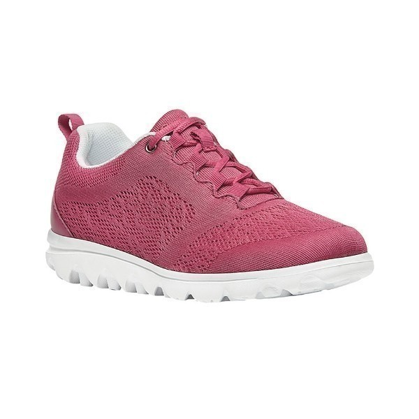 WOMEN'S TRAVELACTIV WATERMELON MESH SNEAKER Thumbnail