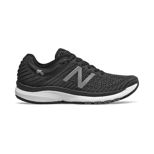 WOMEN'S W860K10 BLACK GUNMETAL RUNNER Thumbnail