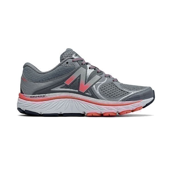 WOMEN'S W940GP3 SILVER/GREY/PINK RUNNER Thumbnail