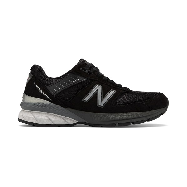 WOMEN'S W990BK5 BLACK/SILVER RUNNER Thumbnail