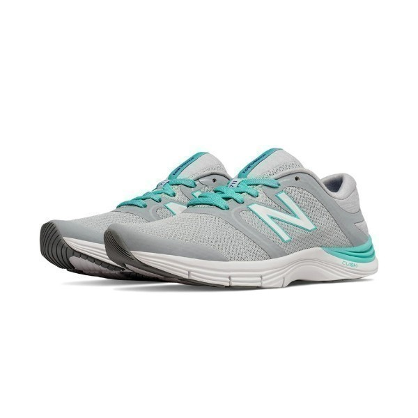 WOMEN'S WX711AM2 SILVER/MINK/AQUARIUS TRAINER Thumbnail
