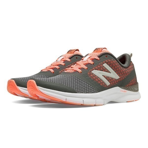 WOMEN'S WX711LF GREY/CORAL TRAINING Thumbnail