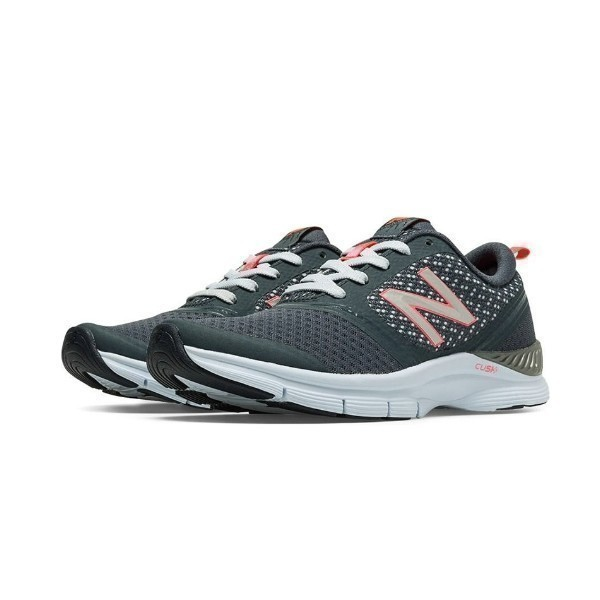 WOMEN'S WX711TM GREY/PINK TRAINER Thumbnail