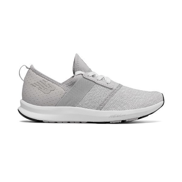 WOMEN'S WXNRGOH HEATHER WHITE TRAINER Thumbnail